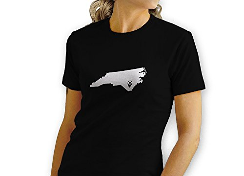 north-carolina-united-states-of-america-usa-i-love-home-custom-unisex-tshirt