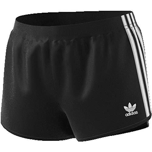 adidas 3 Stripes Short, Pantaloncini Donna, Nero, 42