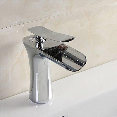 NewBorn Faucet Wasserhähne Warmes und Kaltes Wasser große Qualität der Kupfer heißen und Kalten Becken Zimmer In Eine Tabelle, Einen Topf kochendes Wasser eingerichtet Taps (Wasser Topf Kochendes Für)
