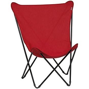 lafuma fauteuil design structure en acier hle airlon maxi pop up couleur garance. Black Bedroom Furniture Sets. Home Design Ideas