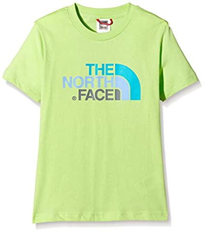 The North Face Easy T-Shirt manches courtes Homme Budding Green FR : S (Taille Fabricant : YS)
