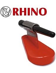 Rhino paravan Rojo de pesca plomo, paravan plomo para al curricán, plomo para Trolling, Trolling plomo, rojo