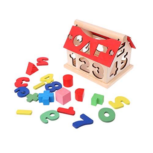 Jiay - Bloques para casa de niños, Desarrollo Inteligente,...