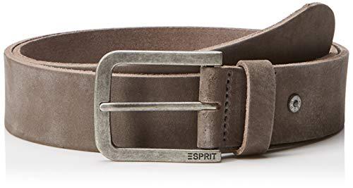 Esprit Accessoires 029ea2s005, Cinturón para Hombre, Marrón (Rust Brown 220) 110 (Talla del fabricante: 95)