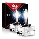 Win Power 35W D3S D3R D3C OED HID Xenon Upgrade Leuchtmittel für Scheinwerfer Ersatz 4300K 6000K 8000K, 2 Stück