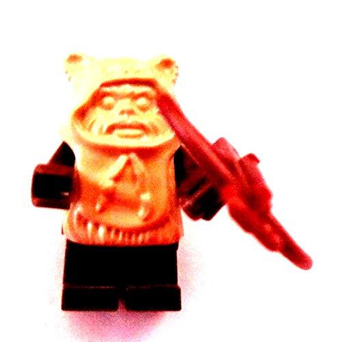 LEGO ® - Figur Figuren - - STAR WARS TM - EWOK EWOKS - Paploo - aus 7139 - mit Armbrust