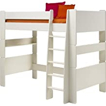 2848 Kinderhochbett Weiß