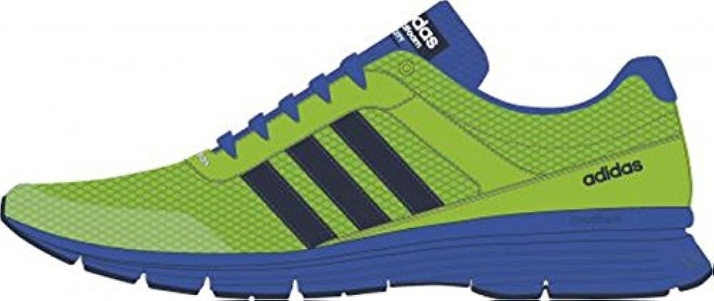 Adidas Cloudfoam Vs City K - sgreen/conavy/blue -