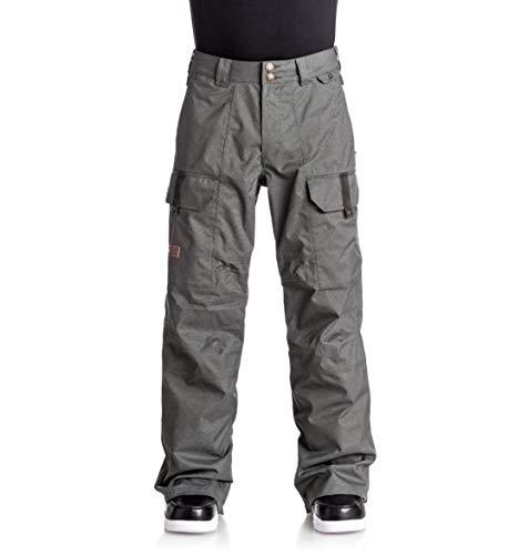 DC Shoes Code - Snow Pants for Men - Snow-Hose - Männer - S - Schwarz