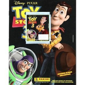 Disney Pixar Toy Story 3 Collectible Sticker Album
