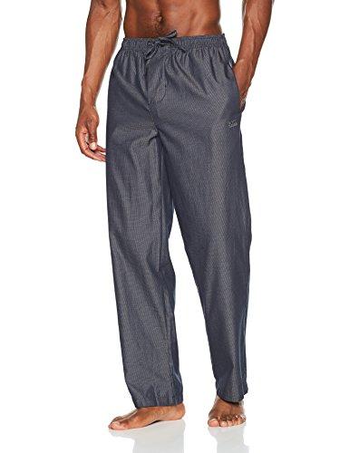 Hugo Boss Herren Schlafanzughose Premium Pants Blau (Navy 411)