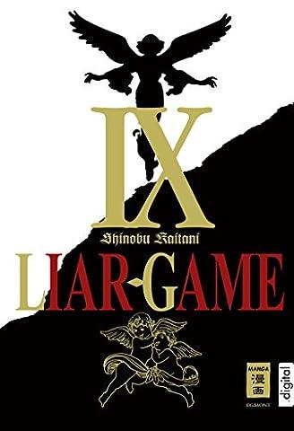 Liar Game 09 (German Edition)