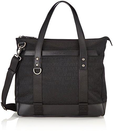 Calvin Klein Jeans Borsa Messenger J5EJ500037 Nero