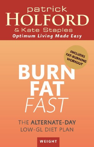 Burn fat fast patrick holford amazon