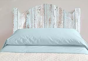 Testiera Per Letto Prezzi : Testiera per letto in pvc con stampa digitale effetto legno