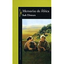 MEMORIAS DE AFRICA (LITERATURAS)