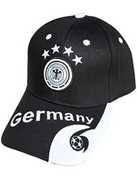Newin Star Unisex Béisbol Gorro, gorra de béisbol de algodón con varios edener País bordado para de béisbol, Fútbol...