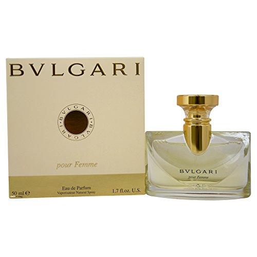 BVLGARI BVLGARI agua de perfume vaporizador 50 ml