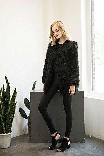 Vlunt - Blouson - Femme XL Noir