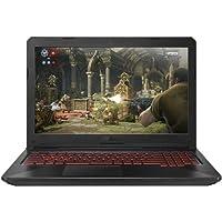 Asus ROG FX504GM-71250 Full HDNotebook Intel core_i7 1256 HDD|SSD 16 NVIDIA GeForce GTX 1060 Ethernet, Kablosuz LAN DOS, Siyah