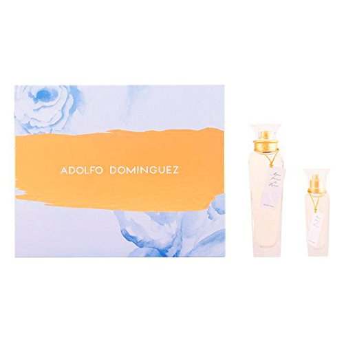Adolfo Dominguez Agua Rosas Set de Agua de Colonia y Agua de Colonia Mini - 150 ml