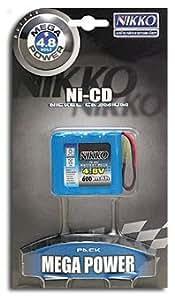 NIKKO NKAC 600mAh 4.8V-1248 Ni-Cd Battery Pack