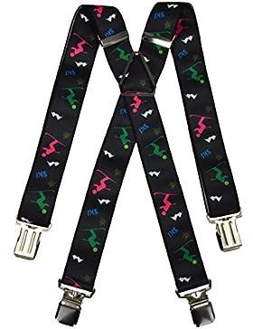 Tirantes para Salopettes Esquí / Esquí Pantalone con Esquí Diseño. Para todas las edades