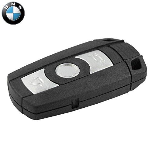 Cover Chiave Guscio Telecomando 3 Tasti e Lama BMW Serie