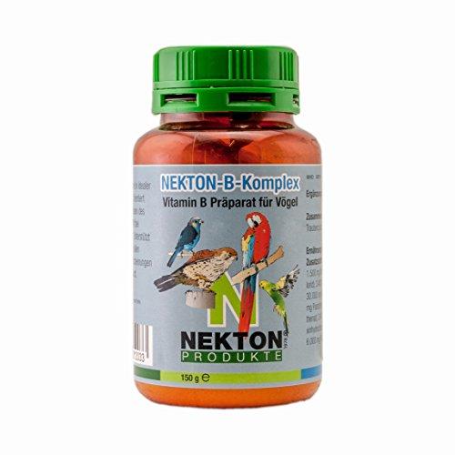 Nekton B-Komplex, Vogelfutter Spezial Vitamin B Präparat / Vitamin-B complex supplement (150g) (Vogel Tierbedarf)