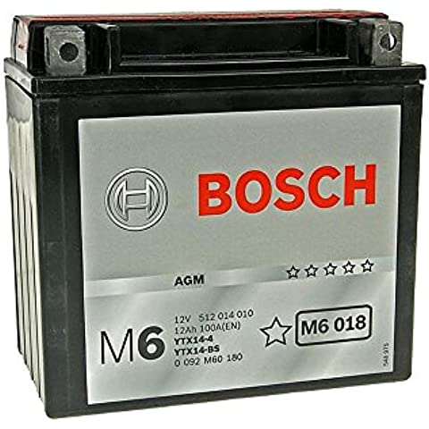 Battery BOSCH YTX14-BS 12 Volt