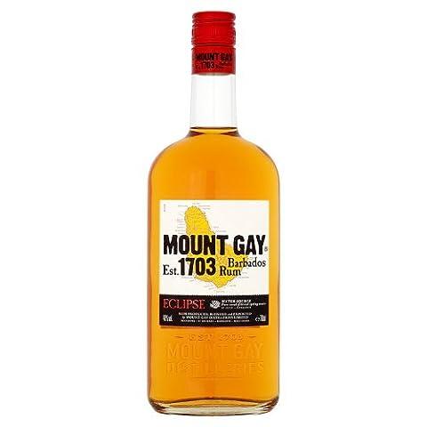 Mount Gay Eclipse Rum, 70cl