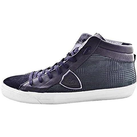 Philippe Model - Zapatillas de Piel para hombre *