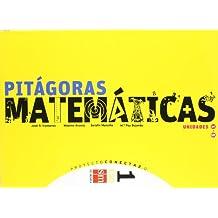 Matemáticas, Pitágoras. 1 ESO. Conecta 2.0. Trimestres - 9788467524994