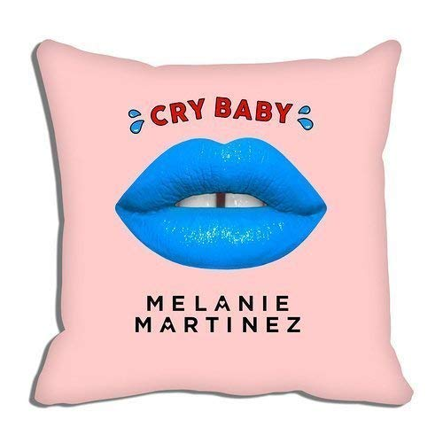 Wfispiy Love-F Decorative Cushion Covers Sofa Chair Seat Throw Pillow Case 18x18 inch Cotton Decorative Pillow Cushion Cover Melanie minez (Sofa Love Seat Cover Rot)