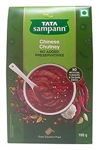 Tata Sampann Chinese Chutney, 100g Carton