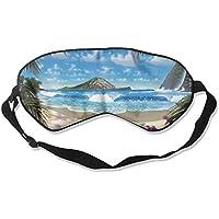 Beautiful Hawaiian Landscape Painting 99% Eyeshade Blinders Sleeping Eye Patch Eye Mask Blindfold For Travel Insomnia... preisvergleich bei billige-tabletten.eu