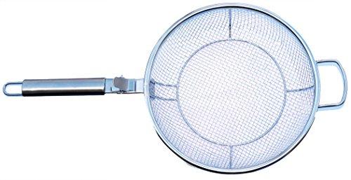 Galleria fotografica MFP-Maverick 01CR-Padella a griglia per barbecue, 30,5 cm