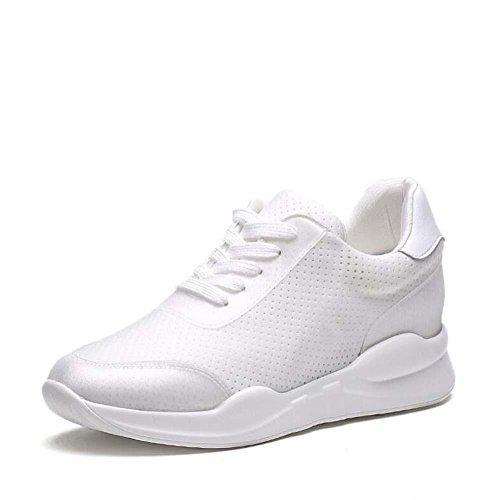 pump-yarn-mesh-shoelace-sport-casual-shoes-women-pure-color-comfortable-breathable-anti-slip-net-sho