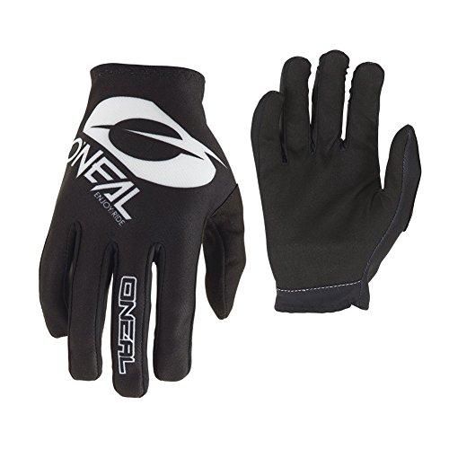 O\'Neal Matrix Fahrrad Handschuhe Icon MTB DH BMX MX FR All Mountain Bike Enduro Freeride Downhill, 0388-I, Farbe Schwarz, Größe M