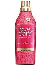 Love & Care Soft Woollens Expert Care Wash Liquid Detergent, 950 ml