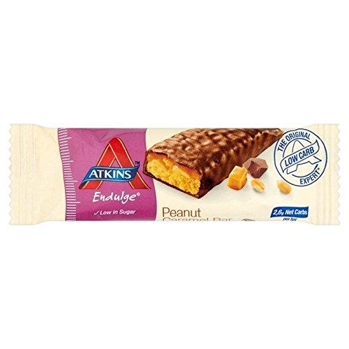 Endulge Schokolade (Atkins Endulge Erdnuss-Karamell Bar 35G)