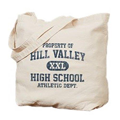 propiedad-de-hill-valley-high-cafepress-bolso-estandar-multi-color