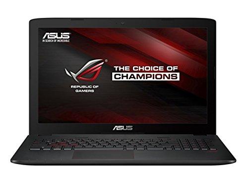 "ASUS GL552VW-DM156T - Ordenador portátil de 15.6"" FullHD (Intel Core i7-6700HQ, 20 GB de RAM (4 GB + 16 GB), 256 GB SSD + 1 TB HDD, NVIDIA GeForce GTX960M con 4 GB, Windows 10), negro y gris - Teclado QWERTY español retroiluminado"