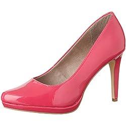 Tamaris Damen 22448 Pumps, Pink (Fuxia 513), 38 EU