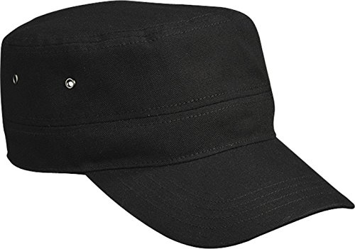 Myrtle Beach - Military Cap One Size,Black -