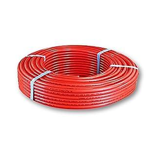 Pexflow PFR-R34100 Pex Tubing 3/4-Inch x 100-Feet Oxygen Barrier, Red by PEXFLOW