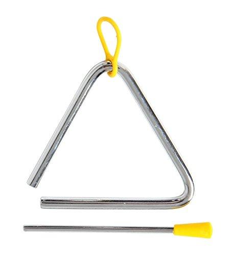 wicemoon Kinder Musikinstrumente Percusion Instrumentos Musicales Triangle Musical, Musik Triangle Percussion Triangel Musikinstrument
