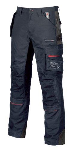 Upower pantaloni rimovibile con tasca sulla coscia, 50, 1