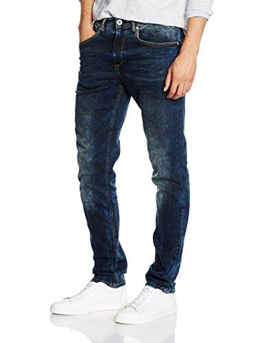Blend Herren Skinny Jeanshose NOOS Jet fit, Gr. W32/L32 (Herstellergröße: 32), Blau (Denim Middle blue 76201)