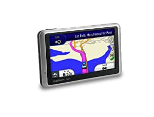"""Garmin GPS nüvi 1340T Info Trafic Premium Gratuit à Vie Europe de l'Ouest- Ecran tactile 4,3""""- Indicateur de Vitesse Limite Slot MicroSD"""